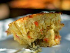 Receta Plato : Pastel de merluza y patatas por Tererecetas