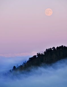 Full moon over Elva #shapes #nature #provinciadicuneo #piemonte #italy
