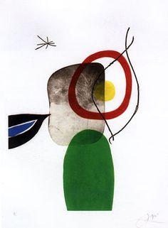 Joan Miró - Surrealism & Abstraction