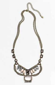 Robert Rose 'Techno Glam' Necklace available at #Nordstrom