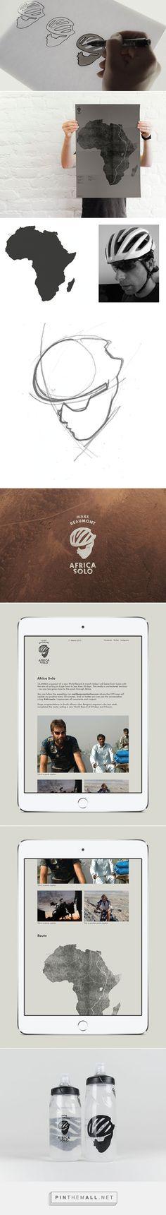 Genial ver el proceso de creación del logo! Les quedó bien chevere y pertinente :) -  Africa Solo | Logo Design Love - created via http://pinthemall.net