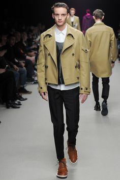 Kris Van Assche Does Camel #menswear #mensfashion #mensstyle #MFW #fashion #GQ #krisvanassche