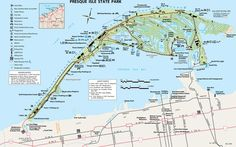 Beaches of Presque isle Erie pa - Google Search