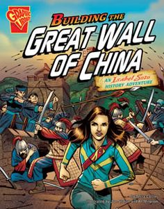 Great Wall of China - - Capstone ebooks.  See your TDSB Teacher-Librarian for password access from home