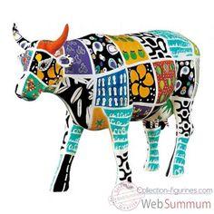 cow parade figurines   Vente en ligne de Vache Large Cows, CowParade