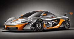 Carscoops: The 986HP McLaren P1 GTR Design Concept is Not for the Road