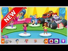 Nick Jr. Friendship Garden - Kids Game | Gameplay for kids ...