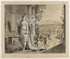 Madame de Montespan at Clagny