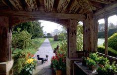 Great Dixter, Famous English gardens visit