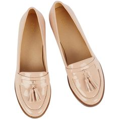 Let our patent tassel loafers put the 'ooh' back in your shoe rack. They're preppy, pretty and perfectly placed to become your next go-to shoe.