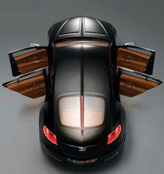 Bugatti Galibier 16C, amazing!
