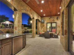 Nice Multilevel Pool Water Features Pinterest Austin Real Estate - Patio homes austin tx