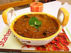 Paavakka Theeyal - Bitter Gourd in a Roasted Coconut Gravy
