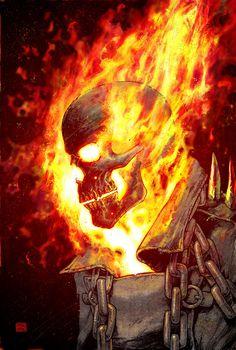 Ghost Rider | Tony Moore