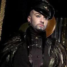 LoUis CYfer, drag king of London