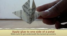 Origami for Everyone – From Beginner to Advanced – DIY Fan Origami Ball, Origami Folding, Easy Origami, Origami Paper, Geek Cross Stitch, Cross Stitch Bookmarks, Origami Stars, Origami Flowers, Origami Instructions