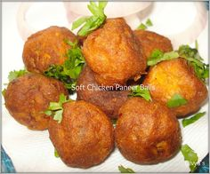 Paneer Chicken Cutlet Without Potatoes