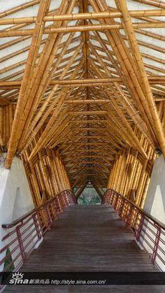 竹 建筑 - Google 搜索