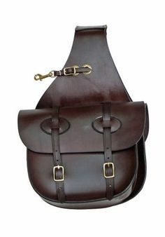 Tucker Trail Saddles Tucker Traditional Saddle Bags w/Brass Black Leather Saddle Bags, Leather Backpack, Horse Riding Helmets, Trail Saddle, Jackson, Western Store, Horse Camp, Horse Saddles, Horses