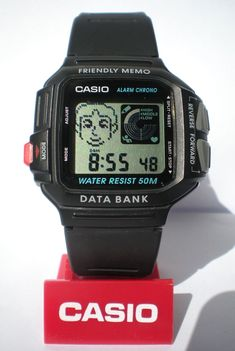 Men's Casio watch. Be it functionality or style, Casio Watches already have it all. Once you know precisely what you're looking for, some on-line research on the web will help you find the best promotions.