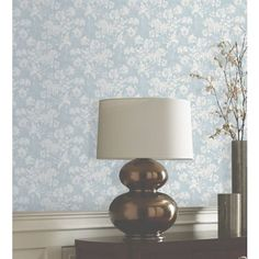 Find Fine Decor Louisa Cream Wallpaper at Homebase. Visit your local store for the widest range of paint & decorating products. Cream Wallpaper, Living Room Update, Living Rooms, Blue Wallpapers, Outdoor Living, Table Lamp, Interior Design, House