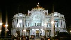 Palacio de Bellas Artes, México, D.F.