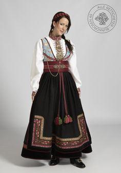 Beltestakk fra Telemark - BunadRosen AS Norwegian Vikings, Norwegian Style, Frozen Costume, Folk Clothing, Scandinavian Fashion, Folk Costume, Character Design Inspiration, Traditional Dresses, Diva