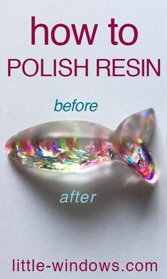 Little Windows Brilliant Resin project center, tutorials and how-to's for making amazing resin jewelry and crafts
