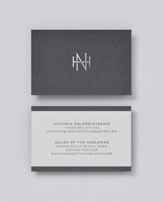 A Stunning Collection Of 50 Letterpress Business Cards                                                                                                                                                                                 More