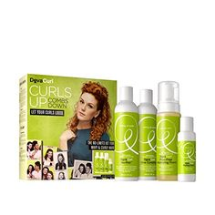 Devacurl Curls up Set - For Wavy and Curly Hair -- To view further for this item, visit the image link.
