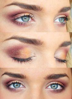 autumn-eye-makeup-fall.jpg (700×962)