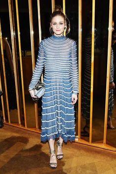 The Olivia Palermo Lookbook : Olivia Palermo at Valentino Soiree in New York