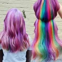 Trendy Color Hairstyles