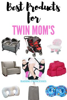 Best Products for Twin Momma's