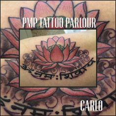 Tattoo from PMP Tattoo Parlour