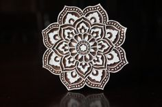 Hey, I found this really awesome Etsy listing at https://www.etsy.com/uk/listing/182874590/indian-wood-block-stamp-tjaps-hand