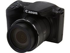 CANON POWERSHOT SX400IS 16MP CCD 30X 3 CAMERA