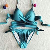 6c241d737ec0 Los mejores regalos para las mujeres! Hennta Sexy Halter Triángulo ...
