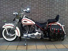 1997 Harley-Davidson Heritage Softail Springer FLSTS