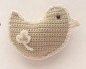 Bird, Free pattern