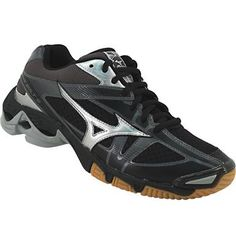 bce64aa8397a Mizuno Wave Bolt 6 Volleyball Shoes - Womens Black Volleyball Shoes, Women  Volleyball, Rogan's