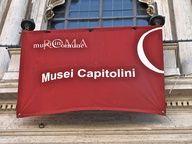 Enseña dos Museos Capitolinos