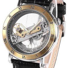 Beautiful Transparent Watch