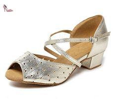 Minitoo , Salle de bal fille - Or - doré, 30 EU enfant - Chaussures minitoo (*Partner-Link)