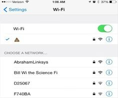 The Funniest WiFi Names You'll See All Day – 20 Pics