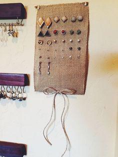 Porte Boucle D Oreille Fait Maison 12 meilleures images du tableau porte boucle d'oreille | curls