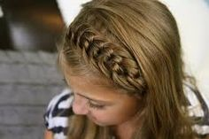 gymnastics hairstyles for meets - Google Search