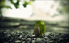 Lonely Android bot