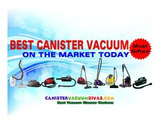 Best Canister Vacuum Most Gifted