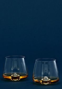 Whisky glasses by Normann Copenhagen (set of 2)